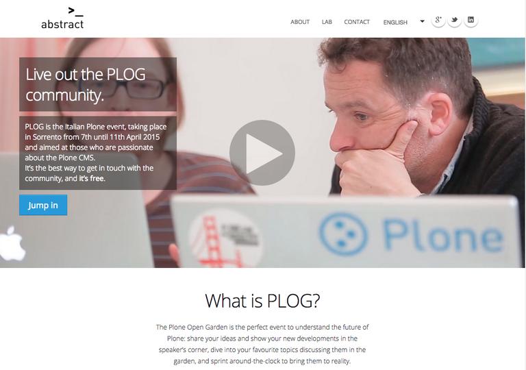 Plone Open Garden 2015