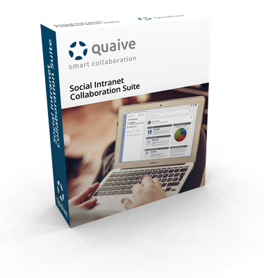 Quaive - Smart Collaboration Boxed Product